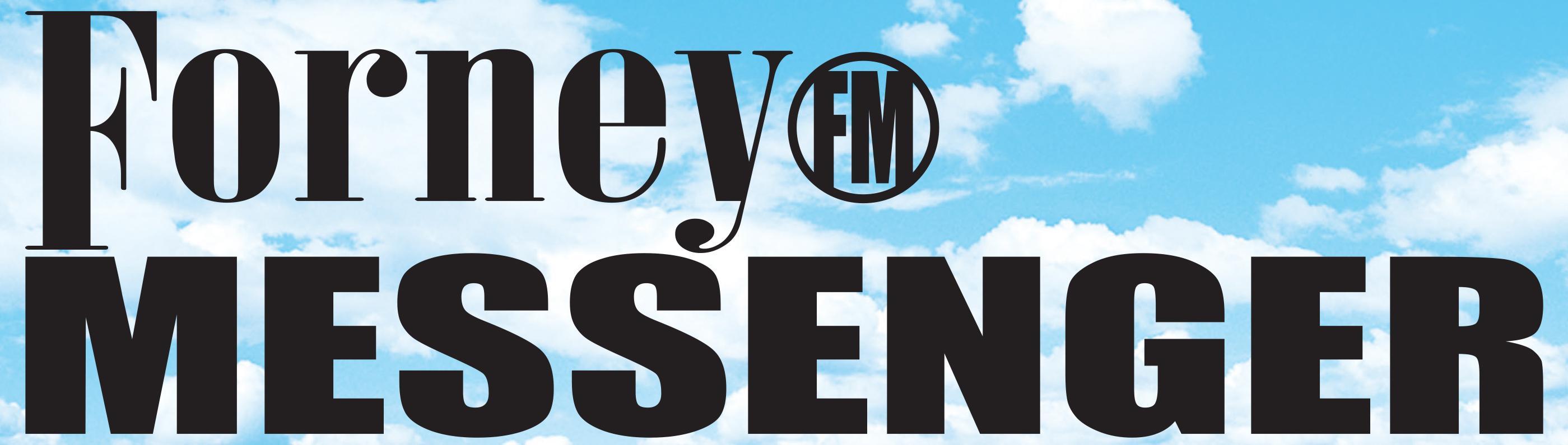 Forney Messenger Logo