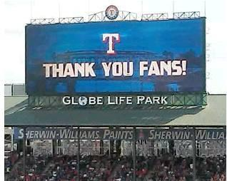 GLOBE LIFE PARK: You were too young to die!