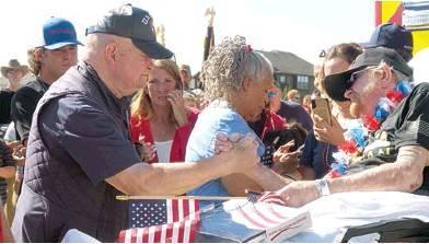 Hero's Homecoming Honors Local Veteran