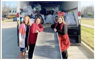 Forney ISD Angel Tree Drive Benefits Hundreds of Students in Forney ISD