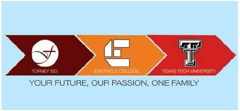 Forney ISD Announces Partnership with Eastfield College and Texas Tech: 4 year Degrees Offered Online and Onsite