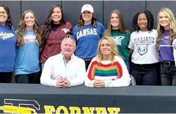 Lady Jackrabbits Sign Letters of Intent