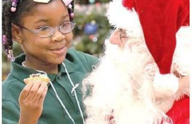 FHS Hosts Annual Angel Tree Christmas Party