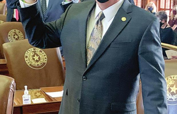 State Representative Keith Bell Sworn in for Second Term