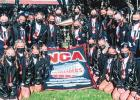 Warren Middle School Cheer Squad Wins NCA Competition and Several Other Awards