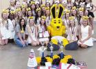 Forney High School Cheer Squad Earns Numerous Awards at NCA Camp