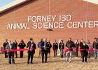 Forney ISD Opens Animal Science Center
