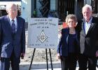 Brooklyn Lodge, Grand Lodge of Texas Host Cornerstone Leveling Ceremony at Griffin Elementary