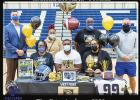 North Forney Athletes Sign National Letters of Intent