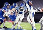 Swarming Defense Leads Falcons to 56-21 Win over Sulphur Springs