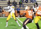 Young Jackrabbits Fall to #9 Ranked Texas High Tigers